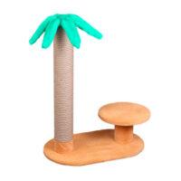 Лежанка с пальмой